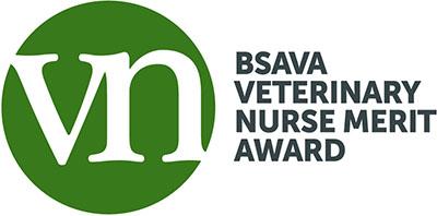 Vet Nurse Merit Award Logo